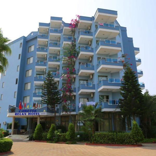 CARETTA RELAX HOTEL 4*
