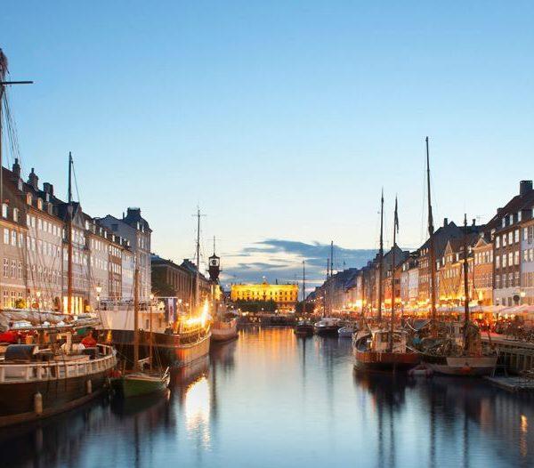 Дания - Копенгагин