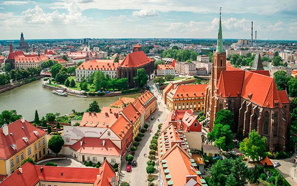 Варшава – Вроцлав