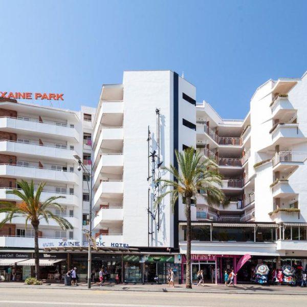 Hotel Xaine Park 4*