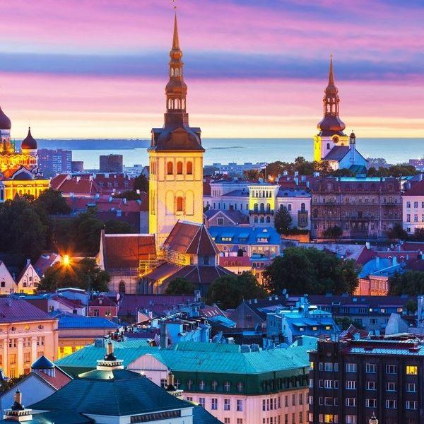 Рига-Стокгольм-Турку-Хельсинки-Таллин